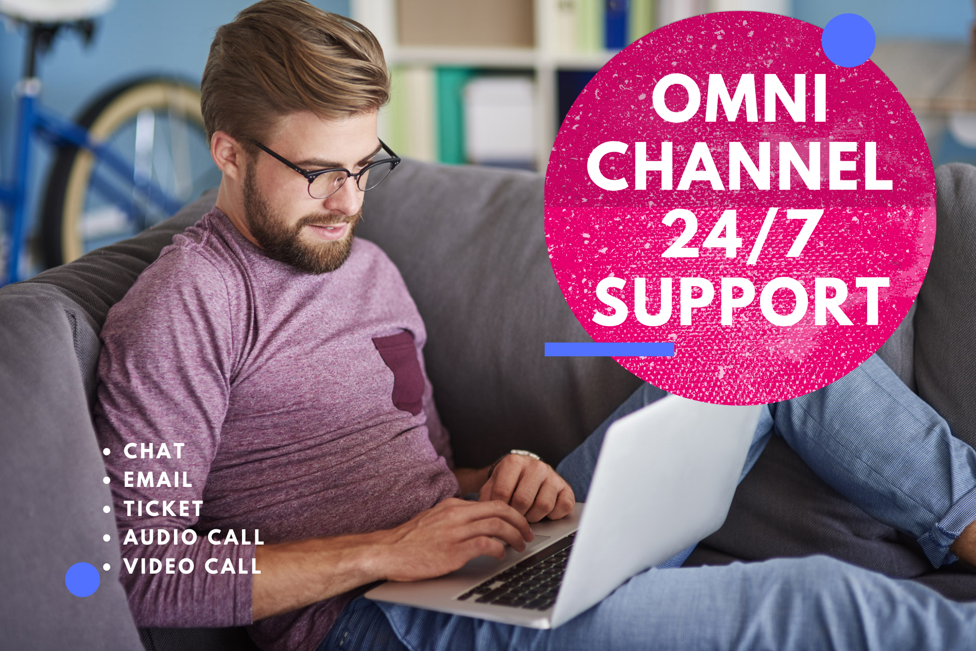 Omnichannel Customer Support from Syrow™