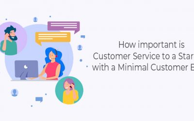 How important is Customer Service to a Start-up with a Minimal Customer Base?