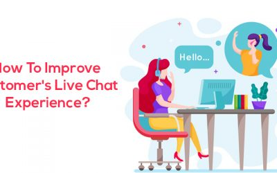 How to improve customer's live chat experience?