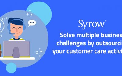 Solve multiple business challenges by outsourcing your customer care activities