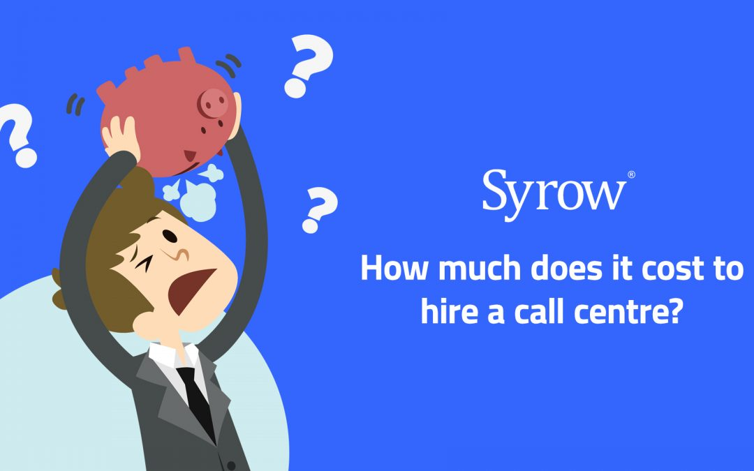 How much does it cost to hire a call centre