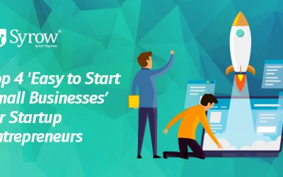 Top 4 'Easy to Start Small Businesses' for Startup Entrepreneurs