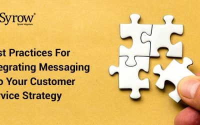 Best Practices For Integrating Messaging Into A Customer Service Strategy