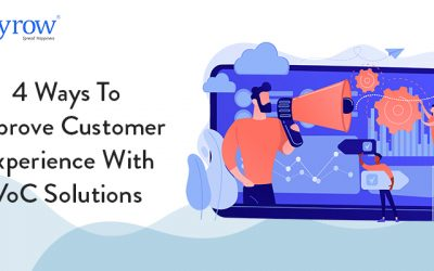 4 Ways To Improve Customer Experience With VoC Solutions