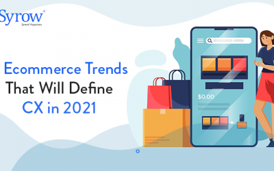 5 E-commerce Trends That Will Define CX in 2021
